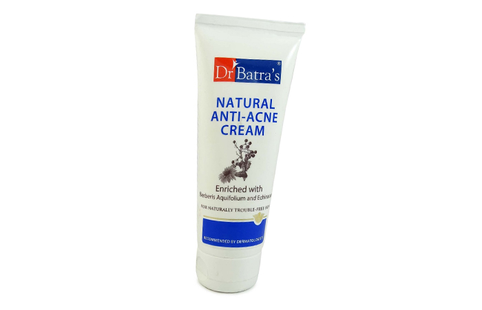 Acne And Pimple Creams - Dr. Batra's Natural Anti-Acne Cream