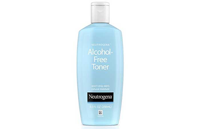 Best Toners For Dry Skin - Neutrogena Alcohol-Free Toner
