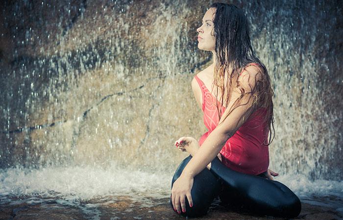 Bharadvajasana - Yoga for Weight Loss