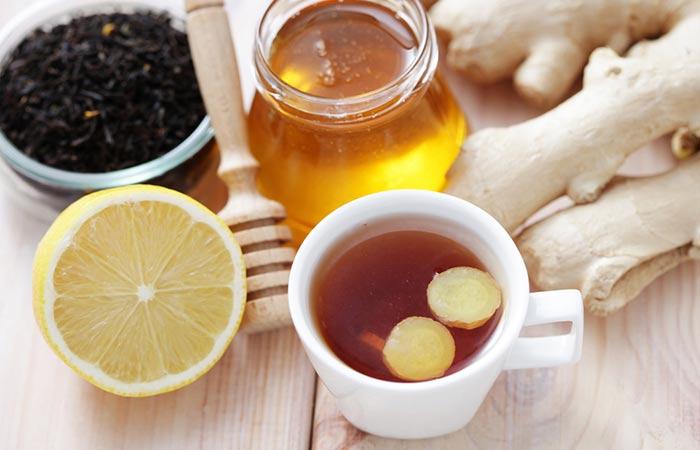 Benefits of Lemon Ginger Tea - How To Make Lemon Ginger Tea