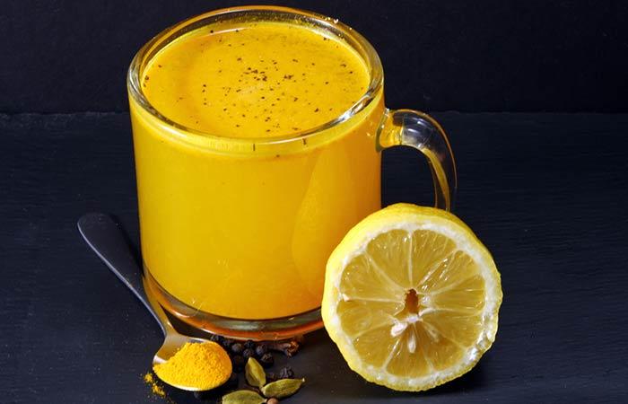 Turmeric for Acne - Lemon And Turmeric