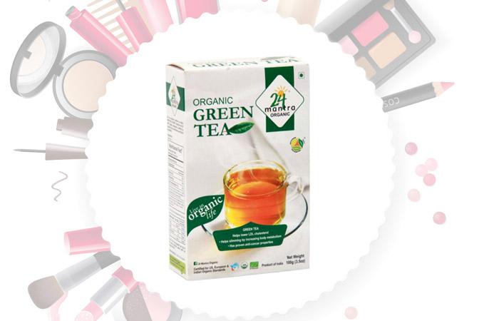 Mantra Organic Green Tea