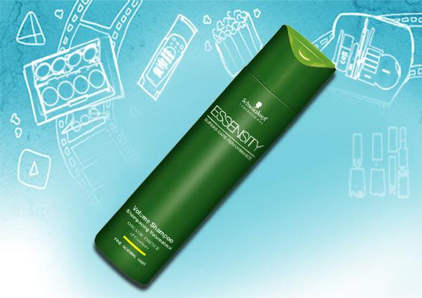 schwarzkopf essensity volume shampoo