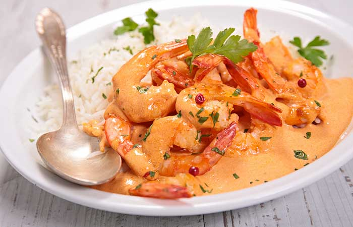 Benefits Of Coconut Milk - Coconut Shrimp Curry