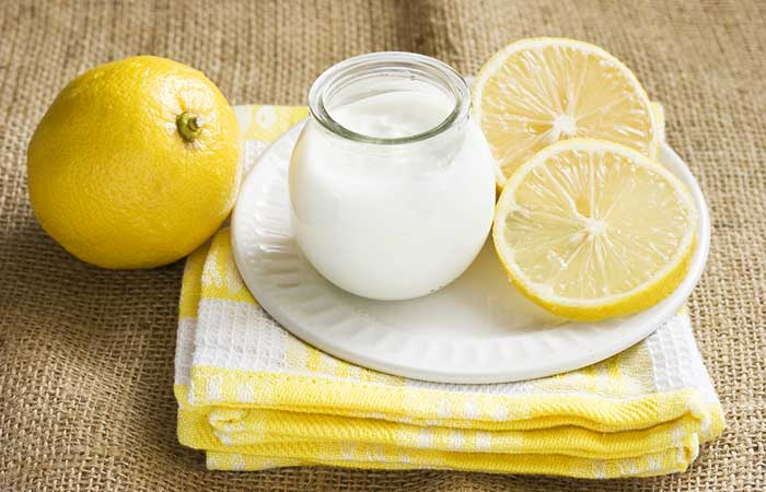 1. Vitamin E Oil, Yogurt, Lemon Juice, And Honey For Skin Whitening