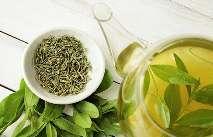 13.-Green-Tea-And-Honey-For-Acne