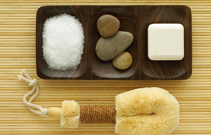 3. Epsom Salt For Dandruff