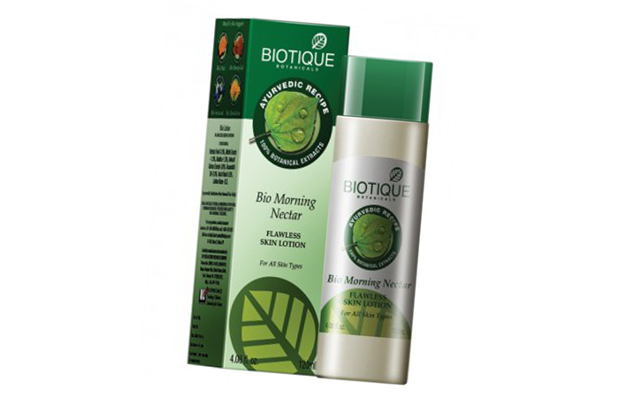 Pigmentation Creams - Biotique Bio Morning Nectar Lotion
