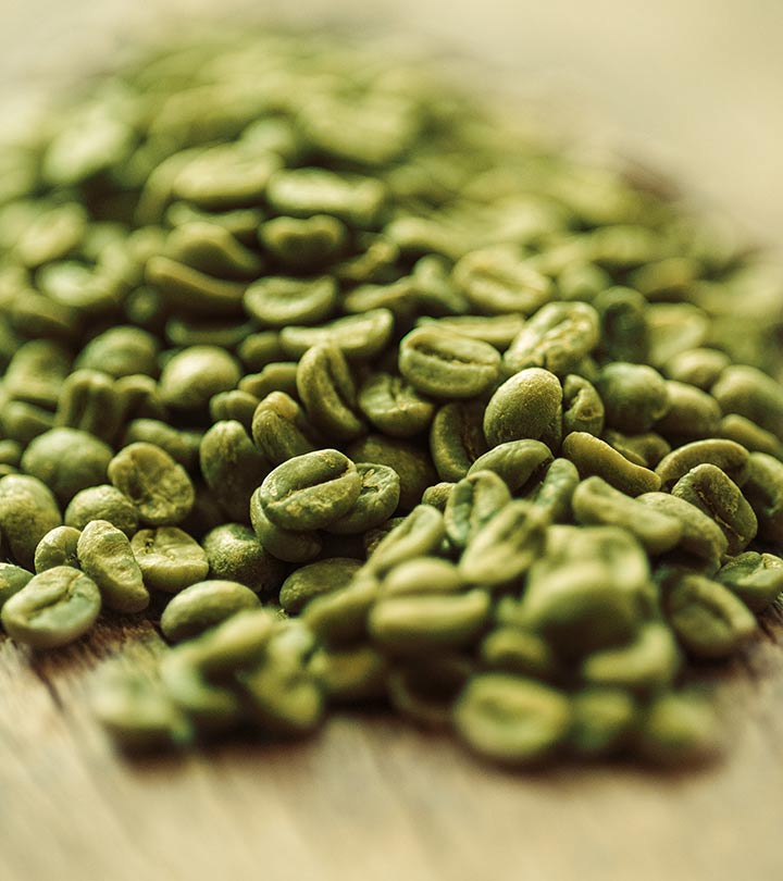 15 Amazing Benefits Of Green Coffee Beans For Skin, Hair And Health