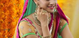 Hindu Bridal Makeup Tutorial - With Detailed Steps And Pictures