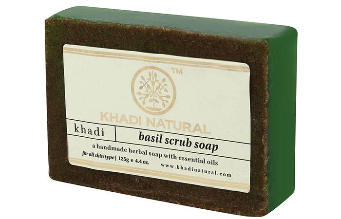 8.-Khadi-Natural-Basil-Scrub-Soap