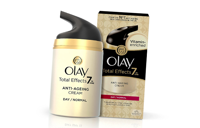 Pigmentation Creams - Olay Total Effects 7-in-1 Anti-Ageing Day Cream