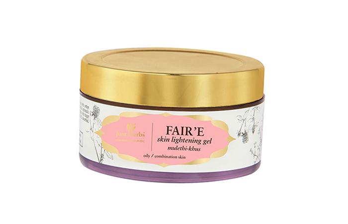 Pigmentation Creams - Just Herbs FAIR'E Skin Lightening Gel
