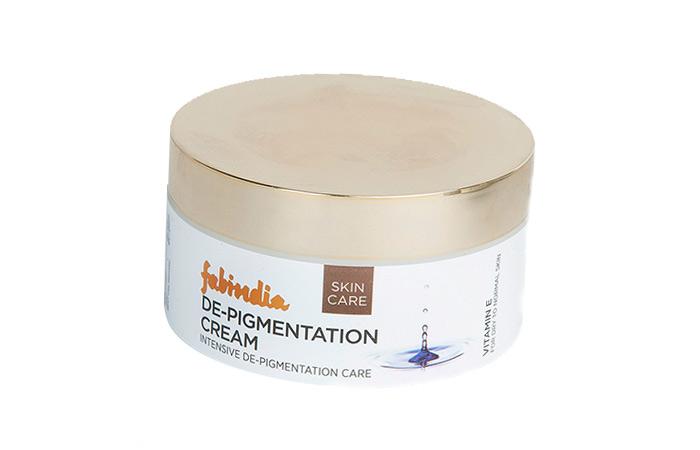 Pigmentation Creams - Fabindia Vitamin DE Pigmentation Cream