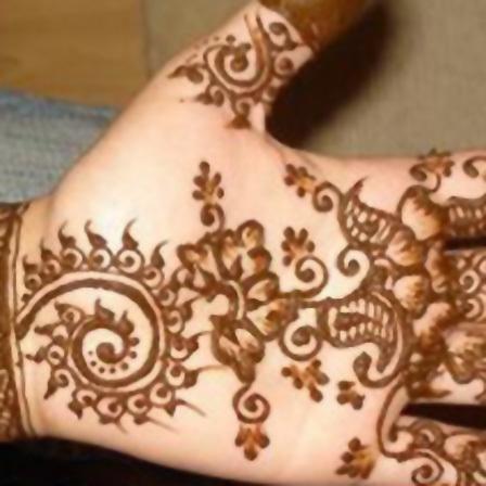 mehndi designs for hands arabic