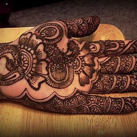 mehndi designs for hands simple indian