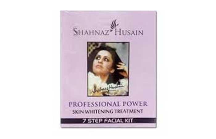 10. Shahnaz Husain Facial Kit