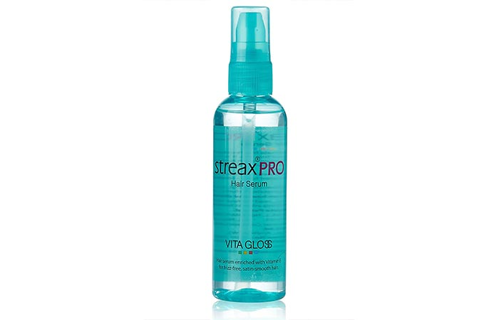3. Streax Pro Hair Serum