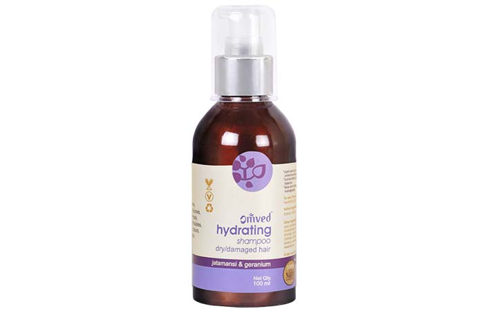 7. Omved Hydrating Shampoo For Dry Hair