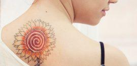 Best-Sunflower-Tattoo-Designs