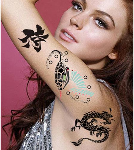 Her Dragon Tattoo