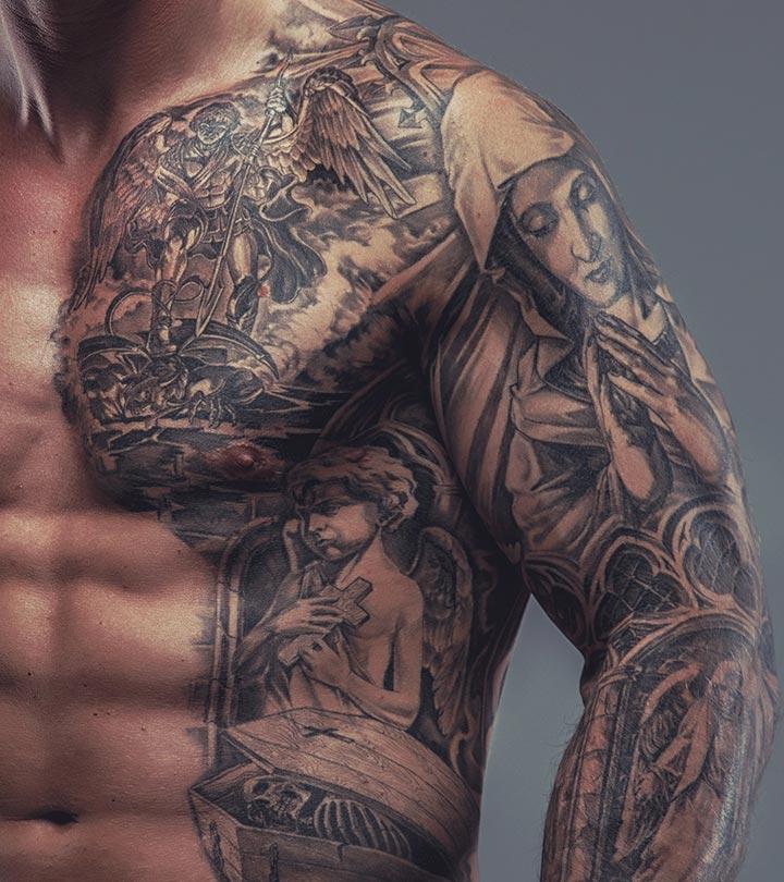 Stomach-Tattoo-Designs