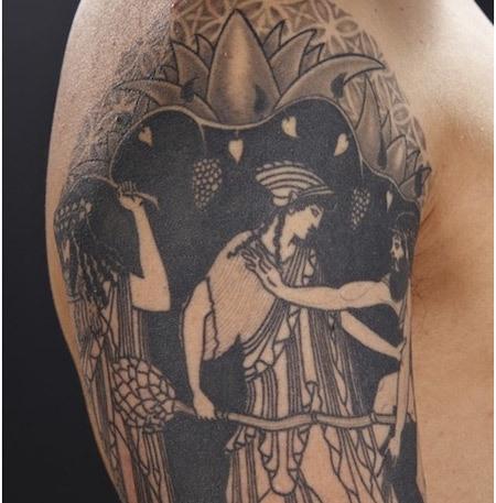 ulysses tattoo