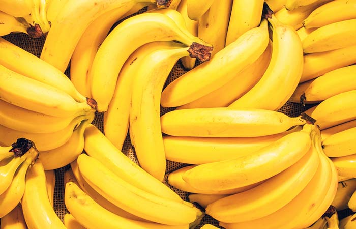 1. Banana Face Pack For Instant Fairness