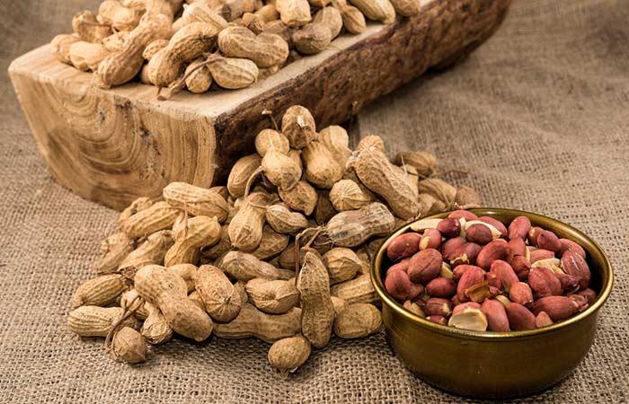 Benefits Of Zinc - Peanuts