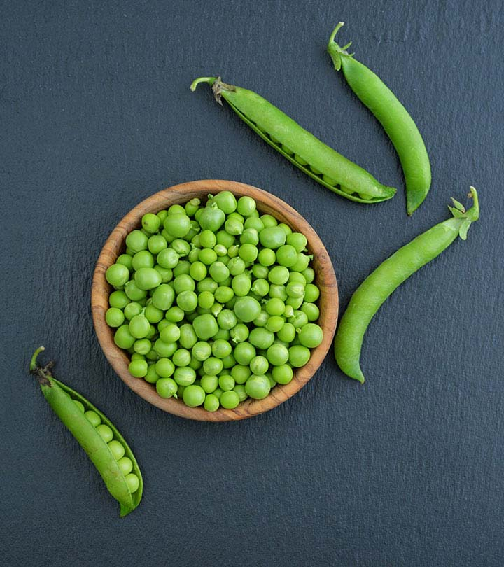 17 Amazing Benefits Of Peas (Matar) For Skin, Hair And Health