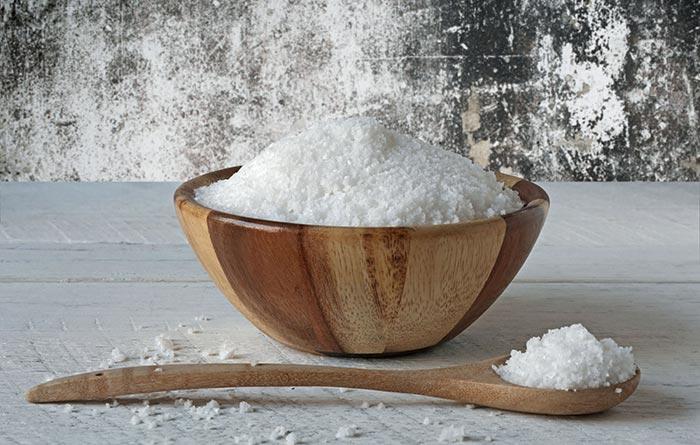 13. Salt Water Or Saline