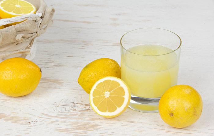 15. Lemon Juice