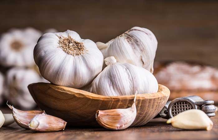 Benefits Of Zinc - Garlic