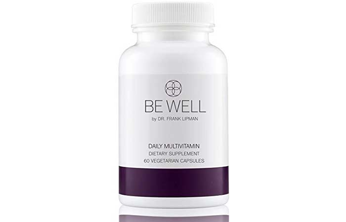 Hair Growth Supplements - Be Well by Dr. Frank Lipman Hair Formula