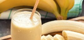 6 Amazing Benefits Of Banana Juice For Skin, Hair And Health