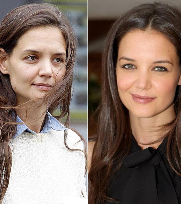 Top 10 Hollywood Actresses Without Makeup
