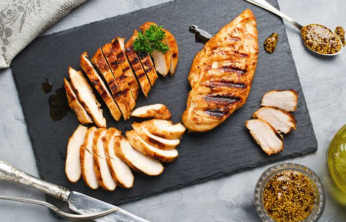 Benefits Of Zinc - Chicken