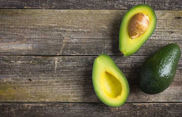 Best Anti-Aging Face Masks - Avocado Face Mask