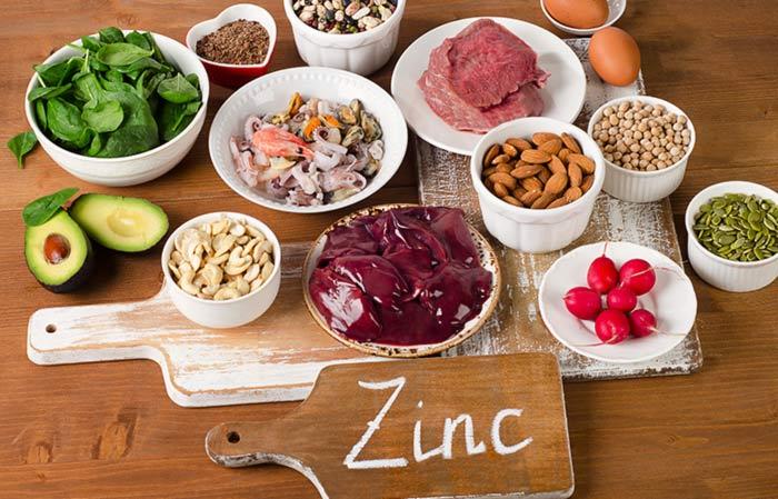 3. Folic Acid And Zinc For Hair Growth