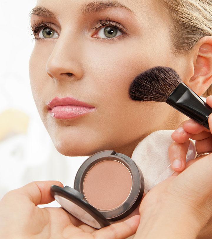 Top 10 Cheek Makeup Tips And Tricks