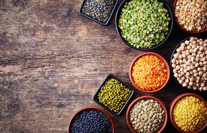 Foods To Prevent Hair Loss - Lentils
