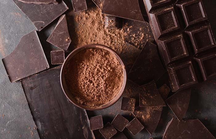 Benefits Of Zinc - Cocoa Powder