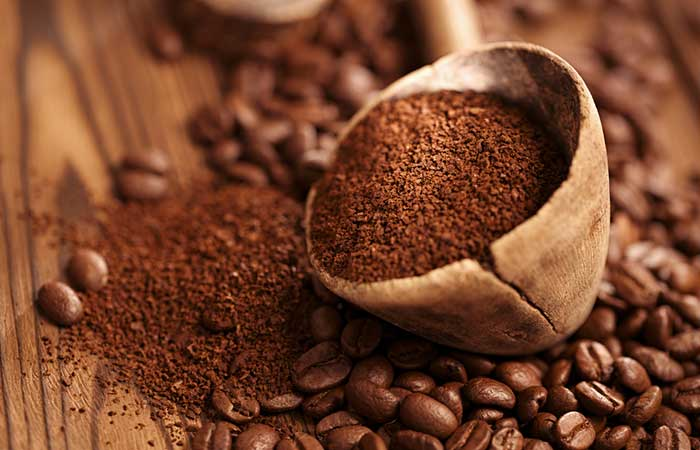 Best Anti-Aging Face Masks - Coffee Face Mask