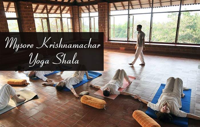6. Mysore Krishnamachar Yoga Shala, Mysore, Karnataka