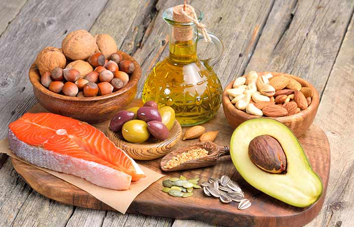 7. Include Healthy Fats In Your Diet