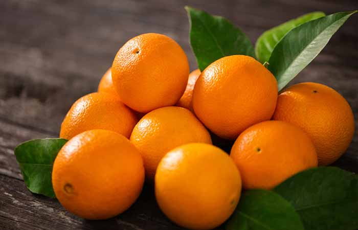Foods To Prevent Hair Loss - Oranges