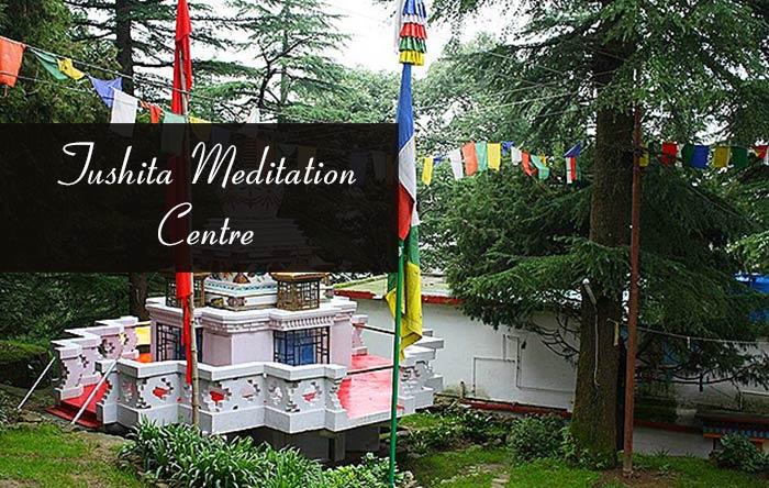 7. Tushita Meditation Centre, Dharamsala, Himachal Pradesh