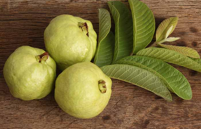 Foods To Prevent Hair Loss - Guava