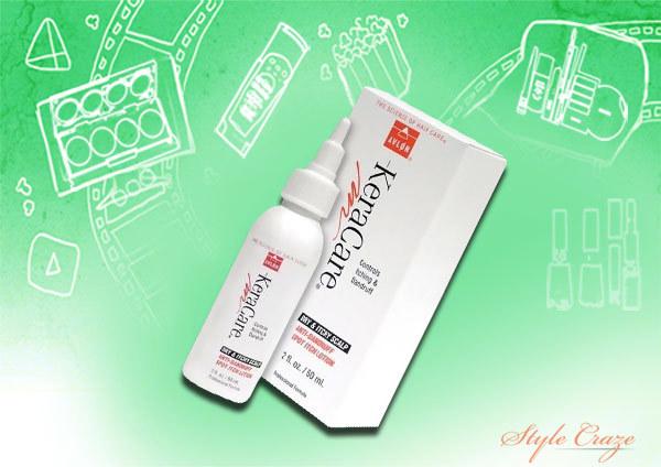 avlon keracare dry and itchy scalp anti dandruff spot itch lotion
