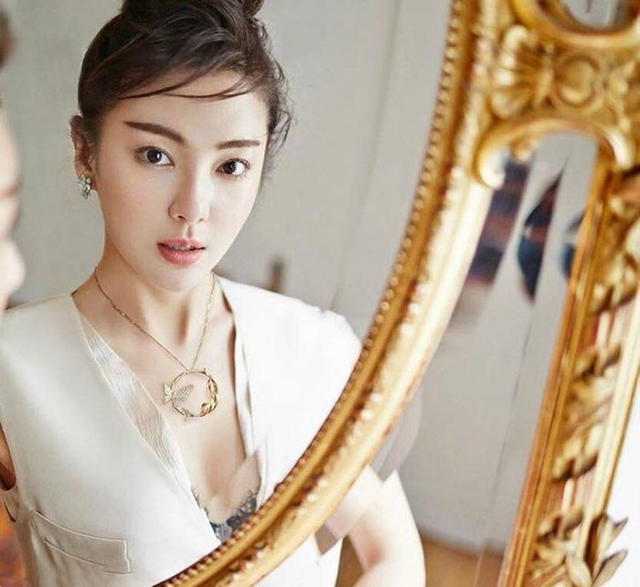Zhang Yuqi - Beautiful Chinese Women No. 15